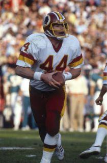 1983 John Riggins Redskins Super Bowl XVII 35mm Slide