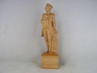 1905 Royal Doulton Salt Glazed Stoneware Nelson Figure by John Broad