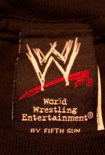 WWF WWE John Cena Hustle Loyalty Respect Wrestling T Shirt XL New