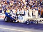 Don Prudhomme Tom McEwen Hot Wheels Mongoose Dragster NHRA 1972 35mm Slide