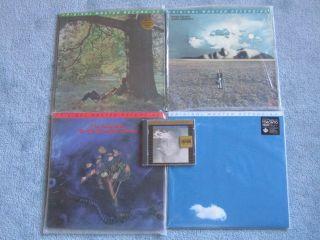 Beatles John Lennon Moody Blues MFSL SEALED LP CD Plastic Ono Imagine Threshold