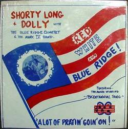 C w LP Dolly Shorty Long Red White Blue Ridge Concert Private SEALED