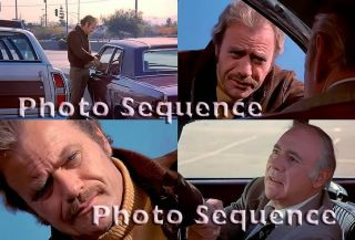 POLICE STORY Vic Morrow John Randolph PHOTO Sequence