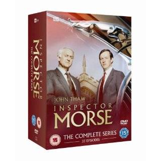 Inspector Morse The Complete Series DVD UK New SEALED