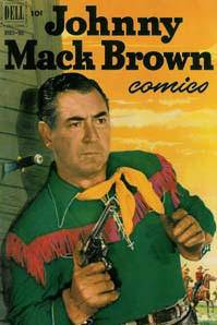 Complete Johnny Mack Brown Comics Books on DVD TV Western Golden Age Cowboy