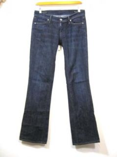 Citizens of Humanity Womens Kelly 001 Stretch Dark Wash Boot Cut Jeans Sz 27