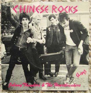 Johnny Thunders The Heartbreakers 7 Punk KBD NYC Ramones Television NY Dolls