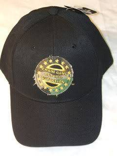 John Cena Chaingang Assault Battalion Baseball Cap Hat