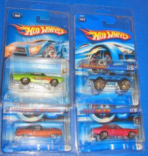 Lot 50 New Diecast Hot Wheels Johnny Lightning 67 Camaro Treasure Hunt Jesse Jam