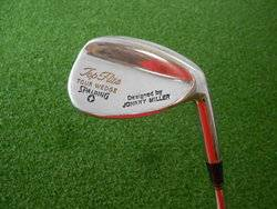 Spalding Top Flite Tour Johnny Miller Sand Wedge Steel Average Condition