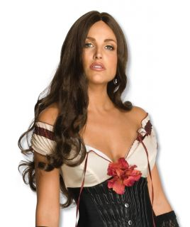 Jonah Hex Lilah Deluxe Wig Costume Accessories New