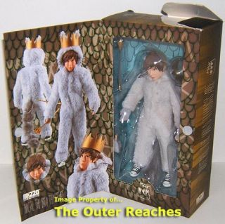 MEDICOM Real Action Heroes RAH 220 Where the Wild Things Are MAX 9 Action Figure