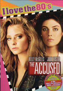 THE ACCUSED I LOVE THE 80S NEW DVD