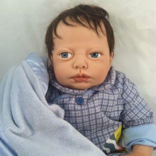 Reborn Kimberli H Durden Paradise Galleries Baby Joseph Doll Boy 2007 404