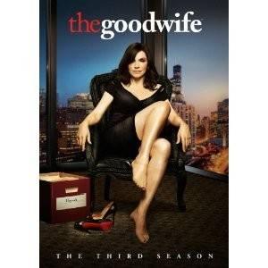 he Good Wife he hird Season 3 NEW DVD |