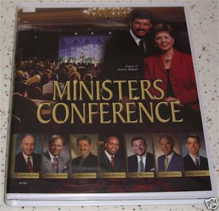 Dave Joyce Meyer Ministers Conference 14 Audio Cassette Tapes A234