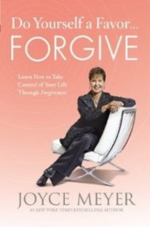 Audio Book on CD do Yourself A Favor Forgive by Joyce Meyer 1611133971