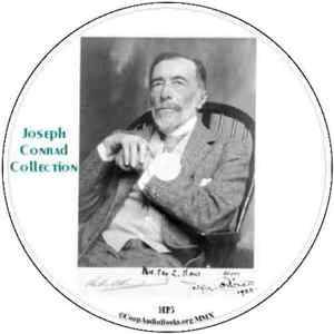 Joseph Conrad Collection 15 Audio Books on 1 DVD Audio  Files