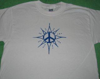 New Joss Stone White T Shirt Medium