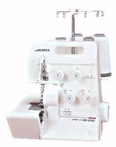 Juki 644D Serger Sewing Machine Classroom Model with Warranty