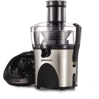 Juiceman JM480S All in One Automatic Juice Extractor and Citrus Juicer