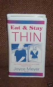Eat Stay Thin Joyce Meyer