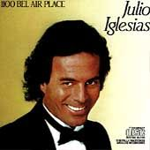 Julio Iglesias CD Oct 1990 Columbia USA Julio Iglesias CD 1990