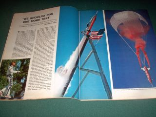 Evel Knievel Snake River Canyon Jump Article Entire SI Issue