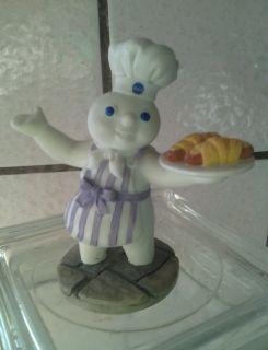 "Pillsbury Doughboy Danbury Mint ""June Calendar Figurine"