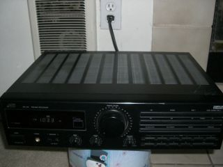 JVC RX 212 Vintage Home Receiver Super Clean