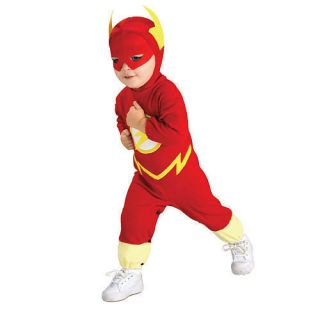 Justice League The Flash Infant Halloween Costume 6 12M