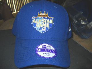 2012 Kansas City Royals All Star Youth Adjustable Hat New with Tags