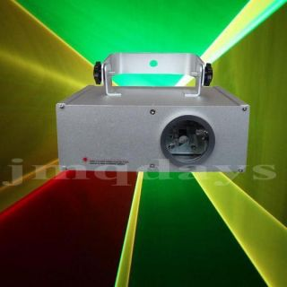 140mW RGY Laser Light Show System DJ Disco party lighting green red