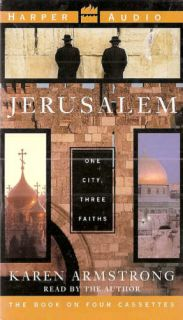 Jerusalem One City Three Faiths Abridged Audiobook 069451716X