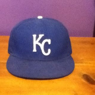 Kansas City Royals Fitted Hat