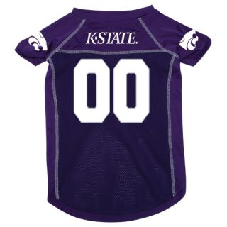 New Kansas State Wildcats Pet Dog Jersey All Sizes