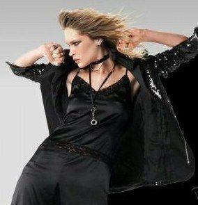 Karl Lagerfeld H M Stunning Black Sequin Jacket 18 BNWT