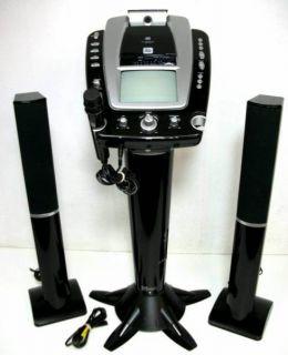 the singing machine karaoke vision