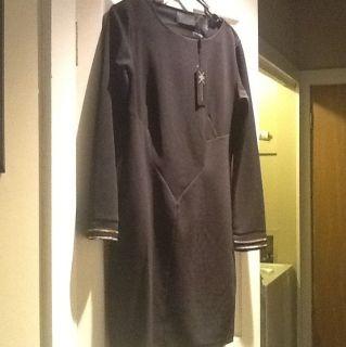 Kardashian Kollection Black Cut Out Dress
