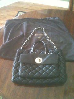 Kate Spade Gold Coast Campbell Black PXRU3117 $595 Shoulder Bag