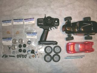 Team Associated RC18T with Toro Brushless Motor and Lots of EXTRAS