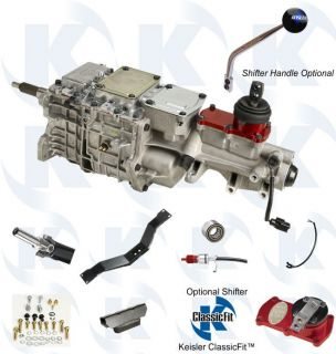 Tremec TKO 600 5SPEED Transmission Kit Camaro Firebird