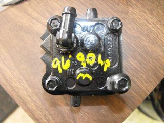 1996 75 90 115 HP Mercury L3 L4 2 Stroke Fuel Pump Freshwater MN