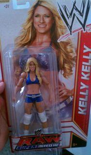Mattel WWE Kelly Kelly Series 18 Basic Figure Brand New Elite cm Punk