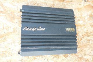 Phoenix Gold XS2500 1x500 4ohm 2x125 4ohm Stereo Car Audio Amplifier