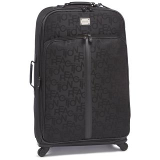 Kenneth Cole Reaction Taking Flight 29 Spinner Upright Suitcase Black