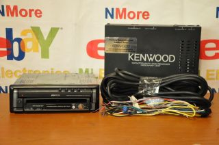 Kenwood KVT 617DVD 7 DIN Touchscreen in Dash CD DVD Player 617