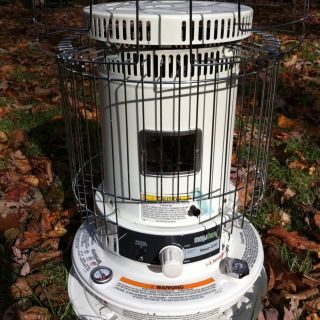 Kerosene Heater 23 000 BTU Good for Emergency Backup Heat