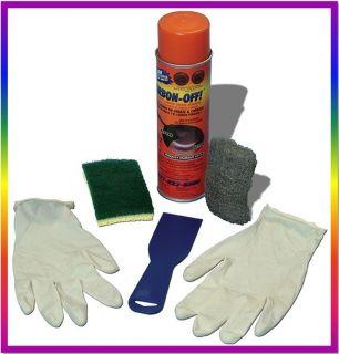 Popcorn Machine Maker Popper Kettle Cleaning Kit Gloves Cleaner