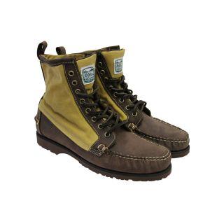 Sebago Mens Filson Kettle B69855 Rich Brown Casual Dress Fashion Boots